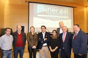 111 exhibitors from 14 countries to celebrate the 10th anniversary of Funergal