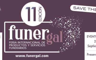 Funergal celebra un evento especial en formato híbrido entre el 24 y el 26 de septiembre de 2020